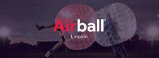 Zorb football Lincoln. Photo: Airball Ltd Lincoln