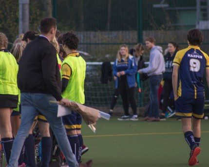 Over 100 people attended a charity hockey game in memory of Grace Millane