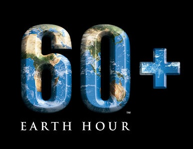 And the lights are off! How to celebrate Earth Hour at home