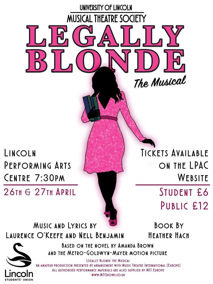 Legally Blonde comes to Lincoln