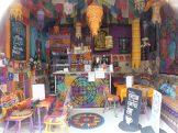 Peak Inside Cafe Shanti