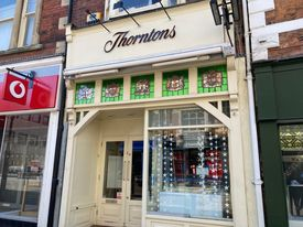 Thorntons closed their shop in the Cornhill Quarter in 2019 but now the High Street shop is set to close too.