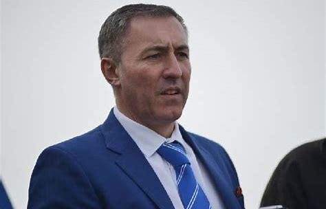 Gainsborough Trinity chairman, Richard Kane (above), says he hopes his side can achieve a play-off placed finish next season.