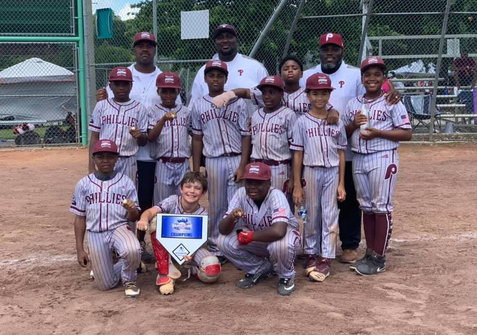 Fightin Phillies Win The Grand Slam June Jam Summer Series 4