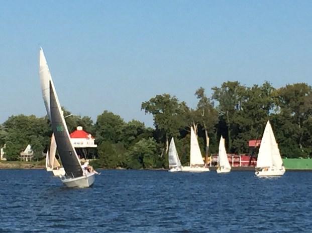 sailing races