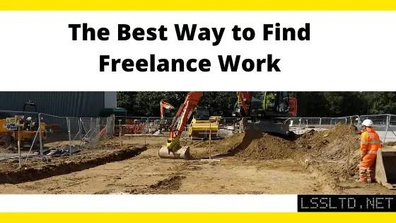 The Best Way to Find Freelance Work