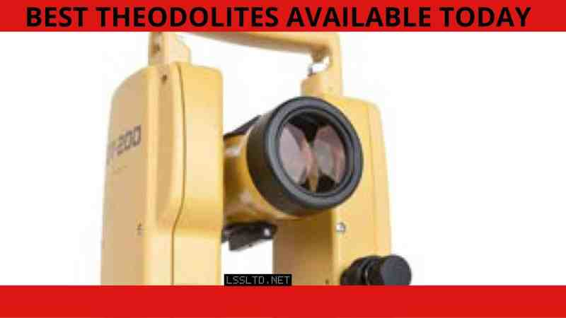 Best theodolites available today