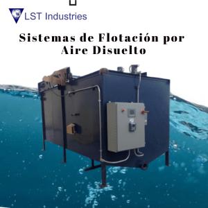 Sistemas de Flotación por Aire Disuelto
