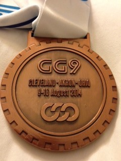 Dana Marcus-Wolf medal