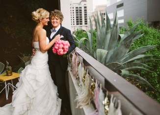 Natalie Day & Jennifer Webb-Day. Photos by Kat Bevel