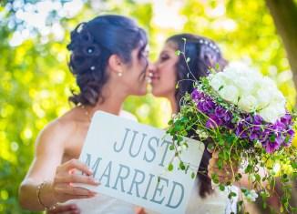 #LoveWins Lesbian Couple