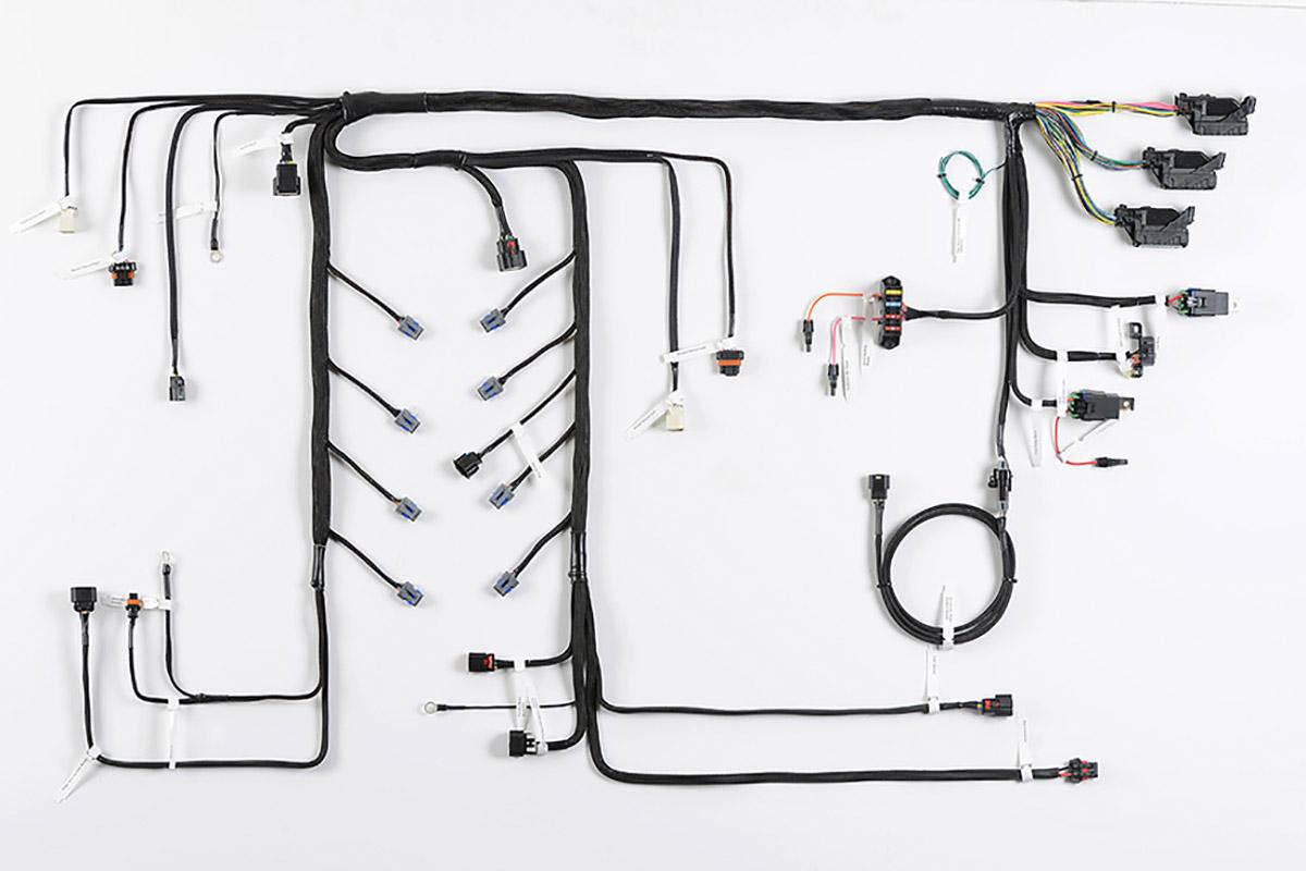 Howell Efi Releases Lt1 Lt4 Amp Ecotec3 Swap Harnesses