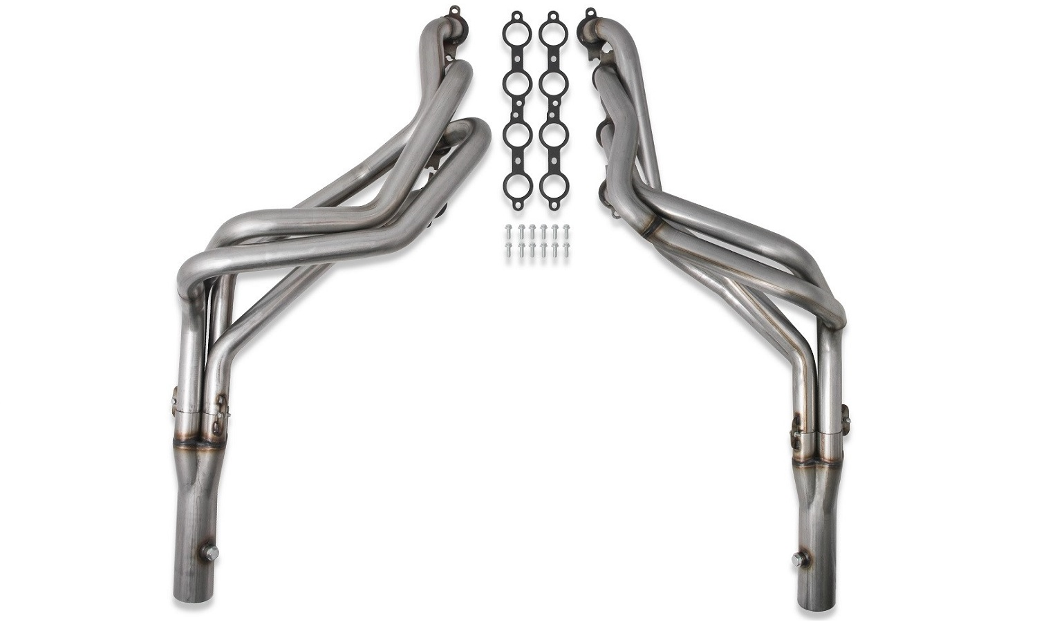 Holley Releases Flowtech S 10 Ls Swap Long Tube Headers