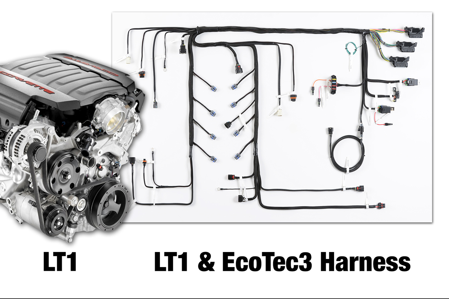 Howell Introduces Lt Ecotec3 Conversion Engine Swap Harnesses