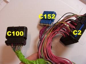 Vortec 485360 Wiring Harness Info