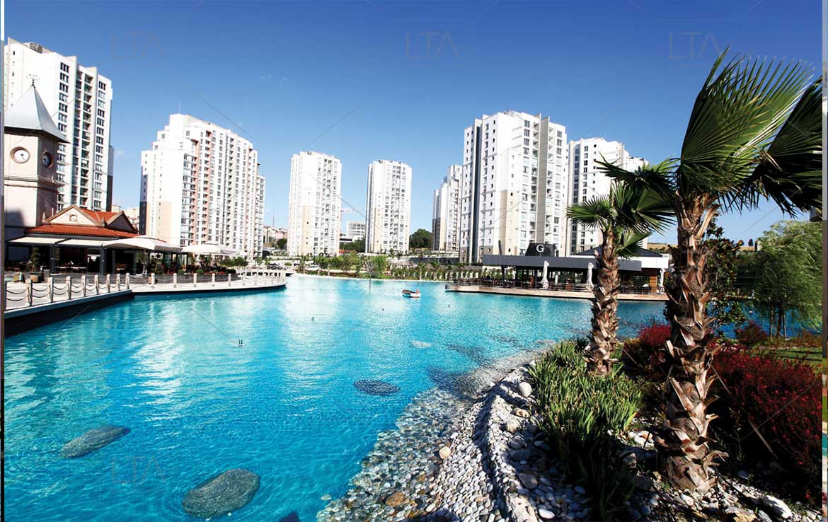 Apartments in Basaksehir, Istanbul for sale