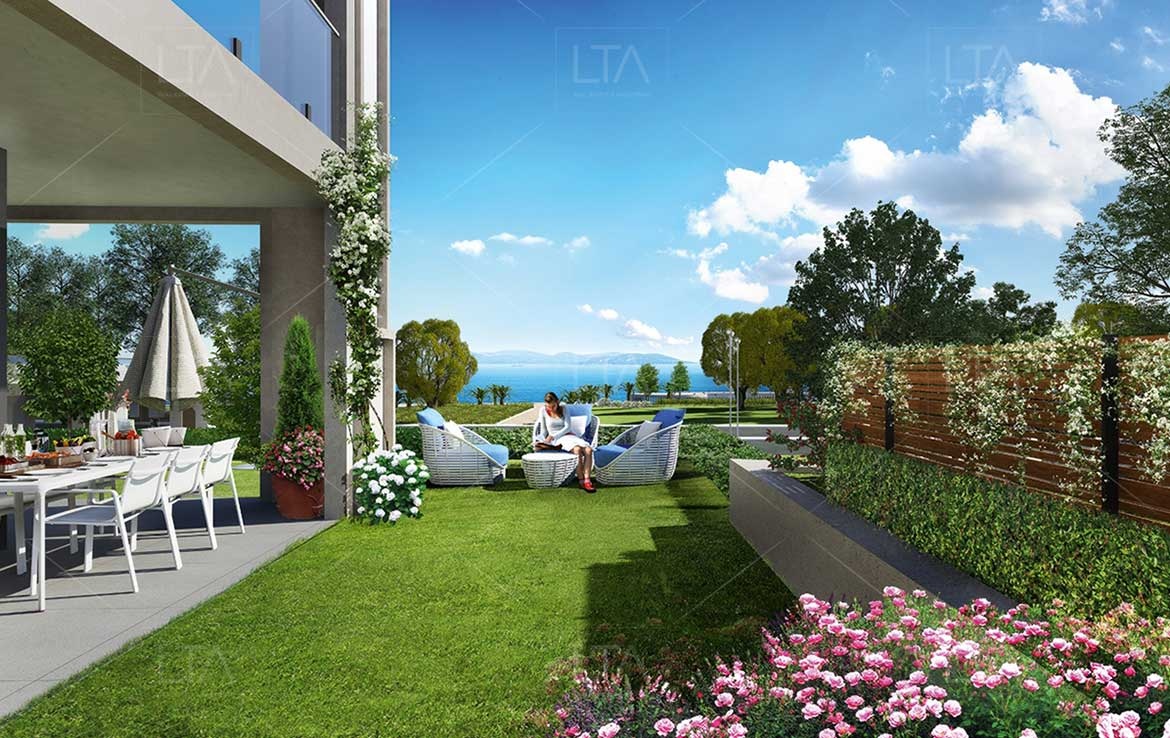 LUXURY real estate project in istanbul