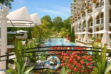 Magnificent complex in Sunny Beach resort in Bulgaria #301