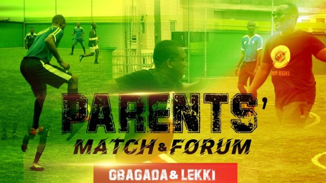 LTFC Annual Parents' Match and Forum Is Here