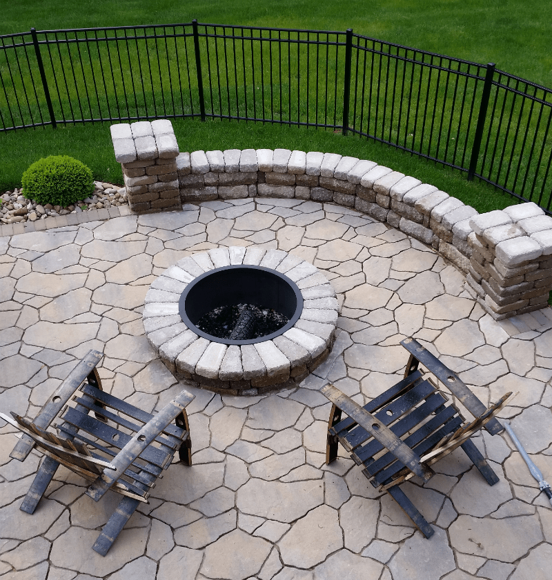 Hardscapes Columbus New Albany Amp Louisville L Thorn