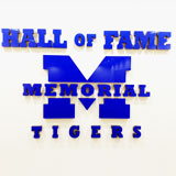 memorial high school hall of fame