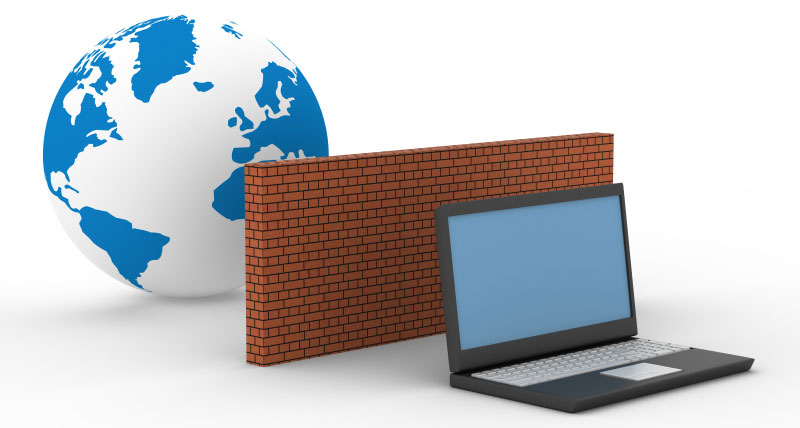 what is a firewall