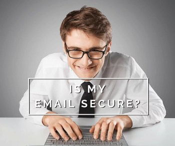 is my email secure