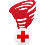 red cross tornado app