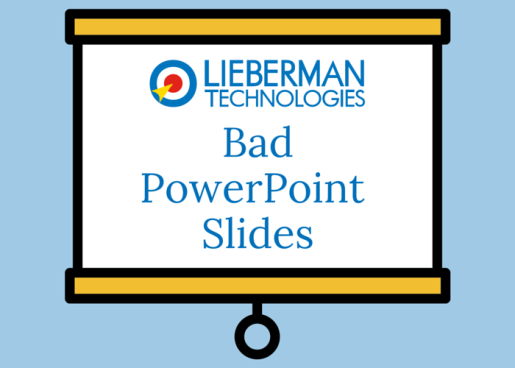 Fixing Bad Powerpoint Slides