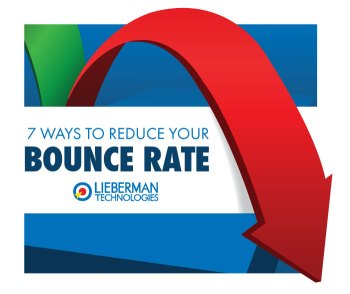 ways to reduce bounce rate