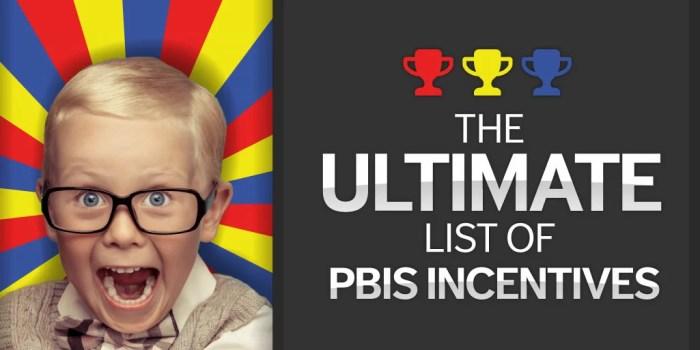 pbis incentives