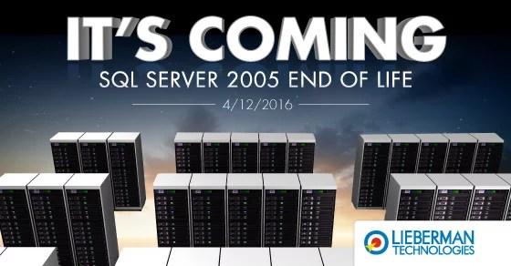 SQL Server End of Life