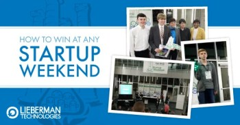 Winning at Startup Weekend