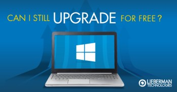 can I still upgrade to windows 10 for free?