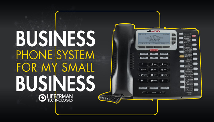 Business phone systems for small business and large enterprise