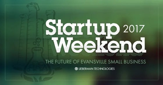 Startup Weekend and Evansville Small Business