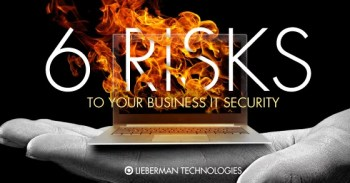 risks to your business IT security