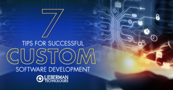 7 tips for successful custom software development