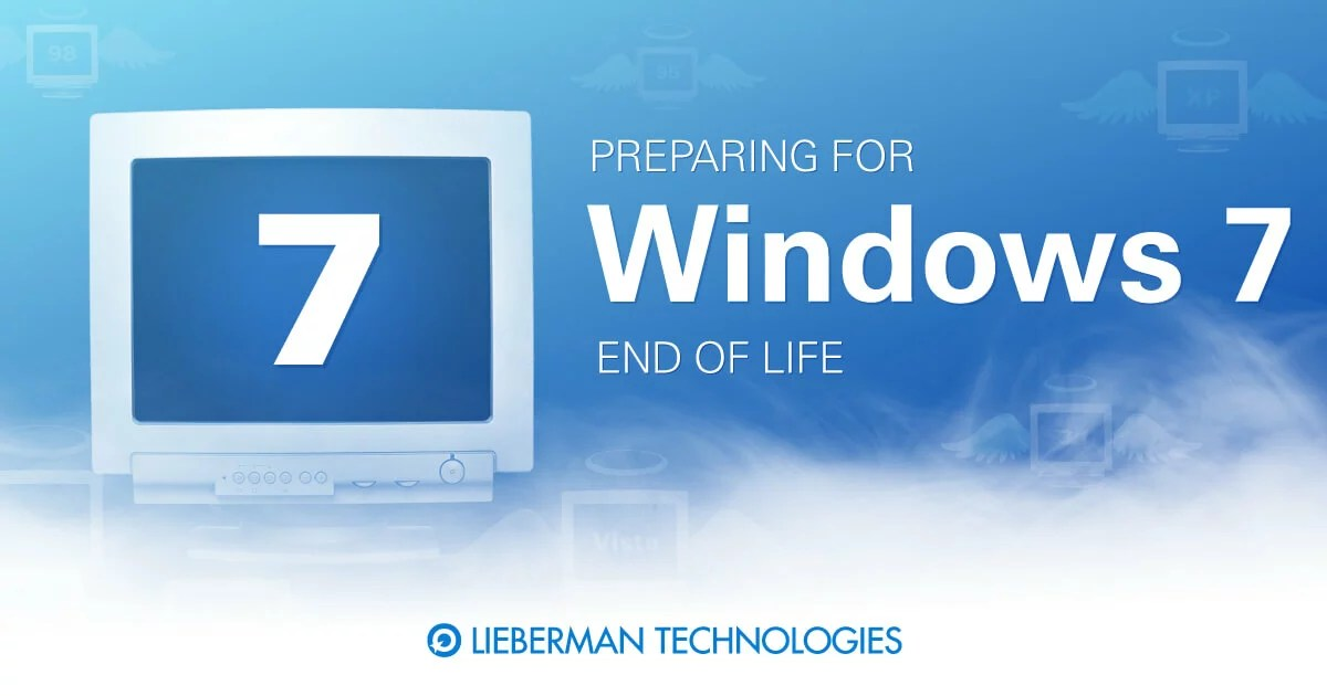 Windows 7 End of Life information