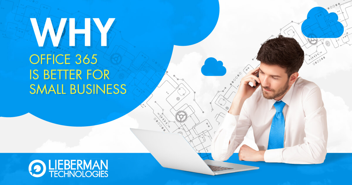 Office 365 is Better for Small Business
