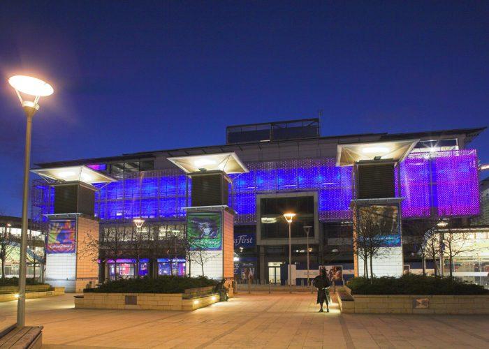 Exterior and Interior Lighting - LTP Integration - Bristol Harbourside