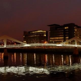 Tradeston Bridge
