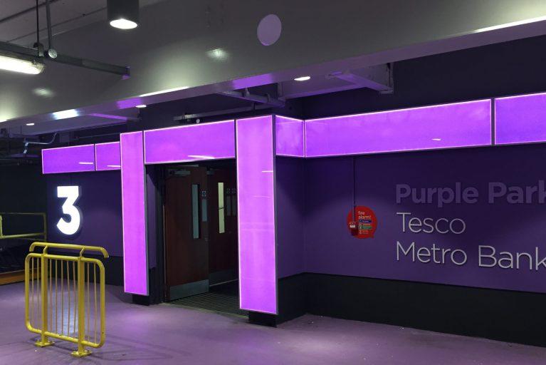 Festival Place Shopping Centre - LTP Integration