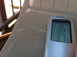 sommerinmuc - temperatur