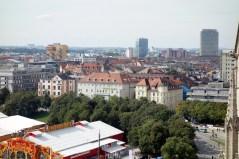 Blick Richtung Heimeranplatz