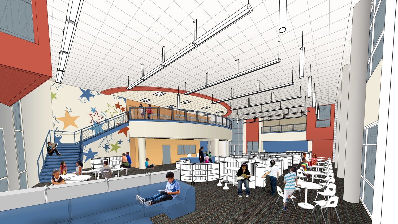 Askew Elementary School - Resource Center