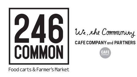 表参道におしゃれな屋台村が出現?「246 COMMON Food CartsFarmer's Market」にいってきた。