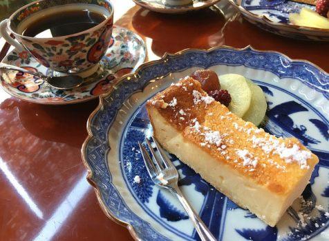 【飛騨古川】日根野美術館@12代当主日根野吉壽氏のコレクションと共に贅沢カフェを楽しむ!