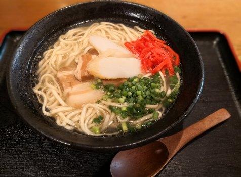 【五反田】島たいむ・がんじゅう@ボリュームたっぷりの定食ランチ。そば系は単品でも頼めます。