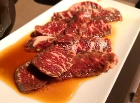 【不動前】ジャンチ村@アットホームでランチメニュー豊富な韓国料理屋さん。
